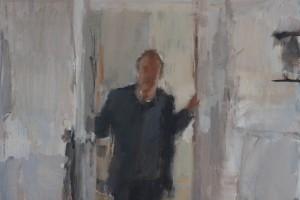 """Gary  2010  oil on canvas  16x12"""""""